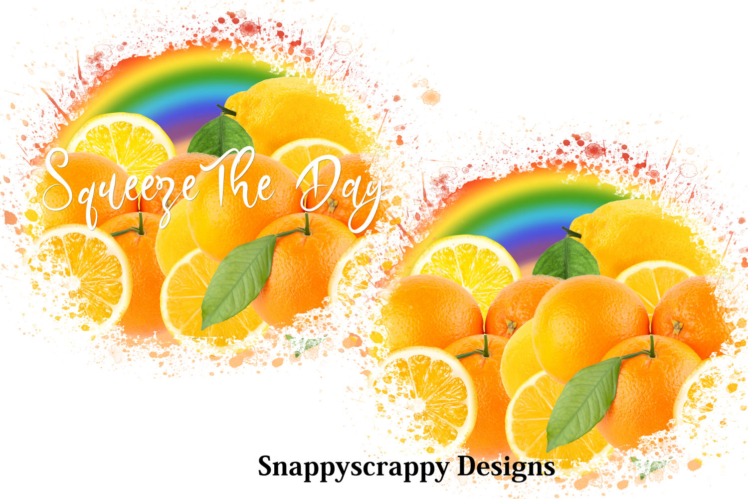 Squeeze the Day Sublimation example image 2