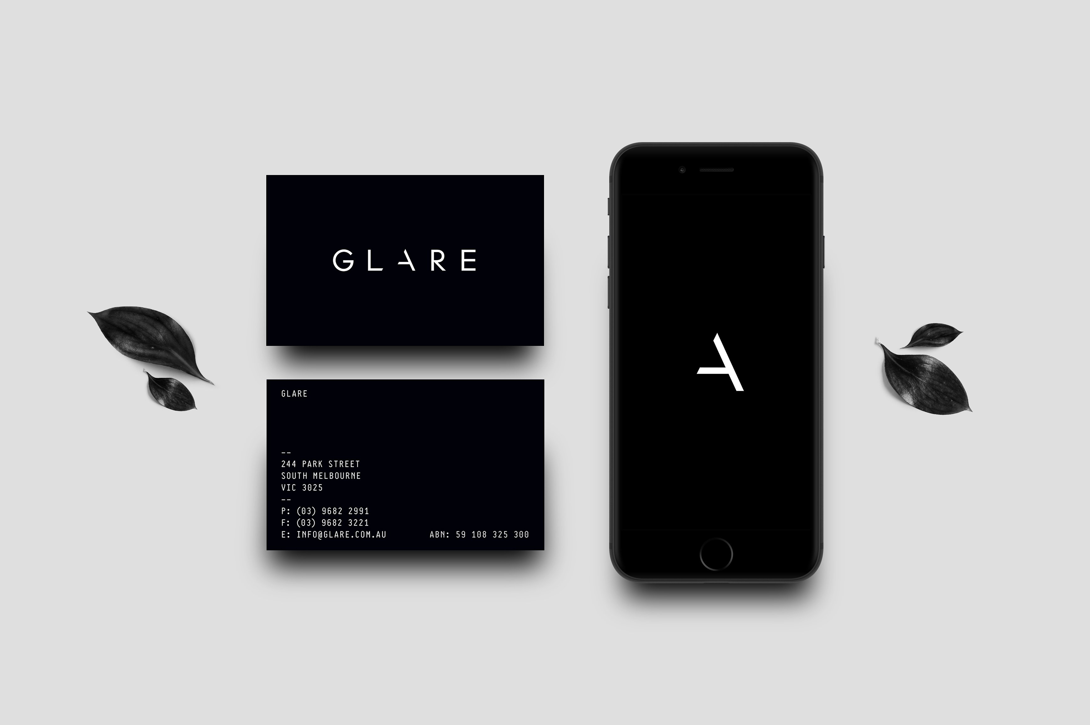 Business card Mockups example image 5