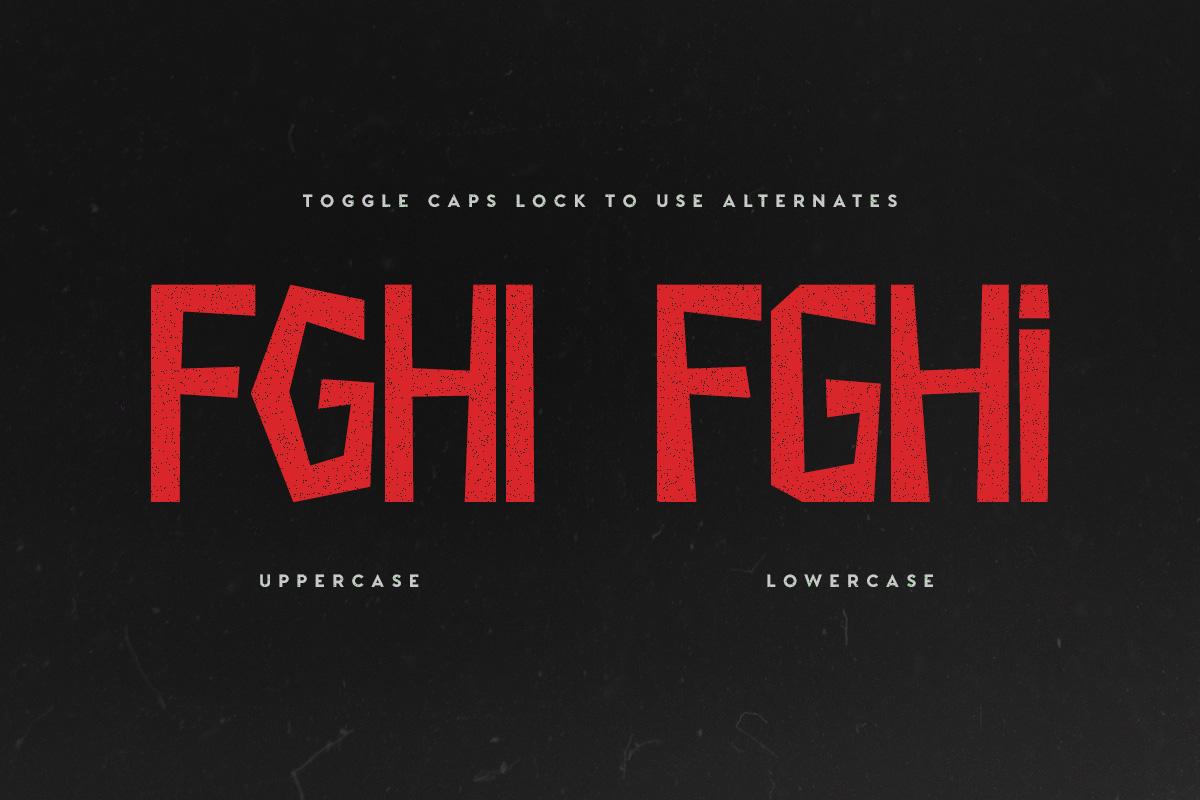 Loki Typeface example image 5