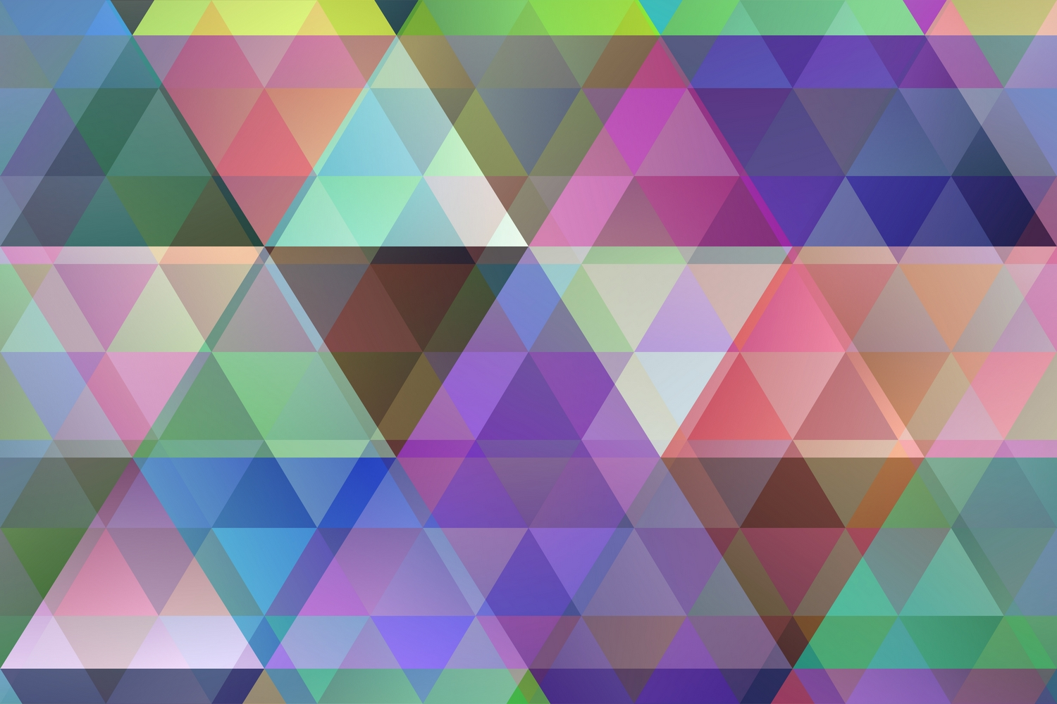24 Gradient Polygon Backgrounds AI, EPS, JPG 5000x5000 example image 17