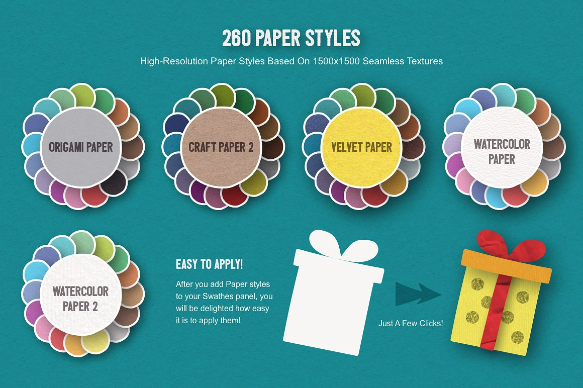 Paper Kingdom For Photoshop example image 5