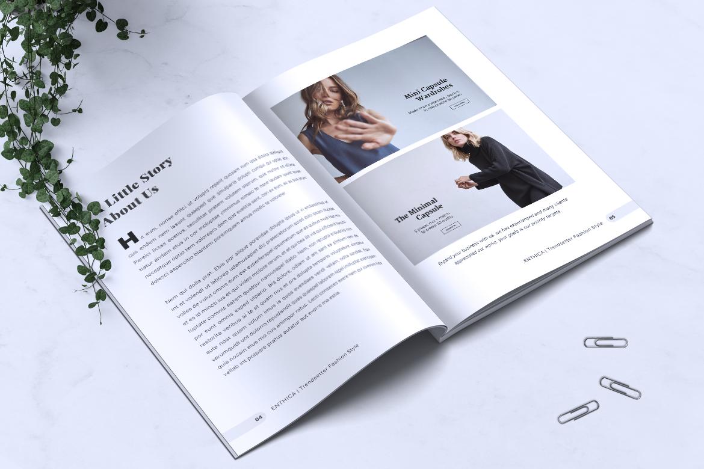 ENTHICA Fashion Magazines example image 9