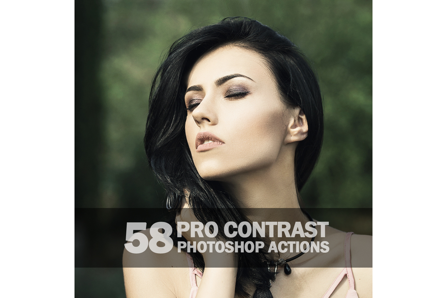 58 Pro Contrast Photoshop Actions Collection (Action for photoshop CS5,CS6,CC) example image 1