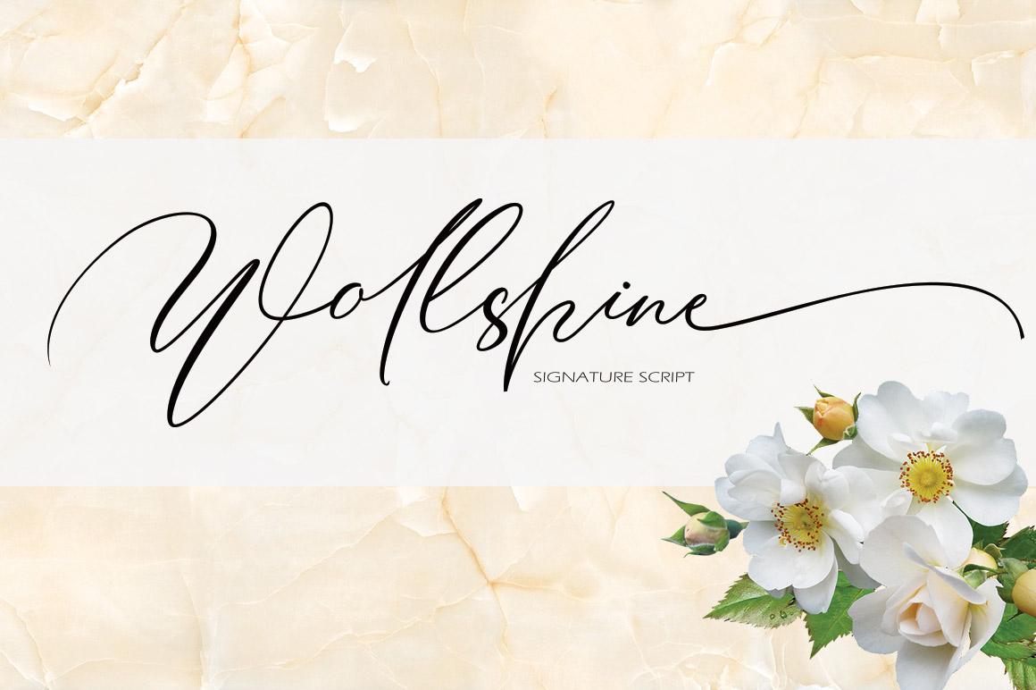 Wollshine example image 1