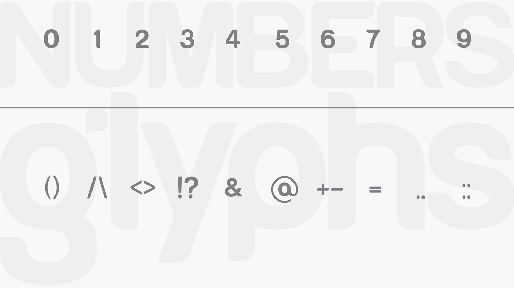 Enodis font example image 4