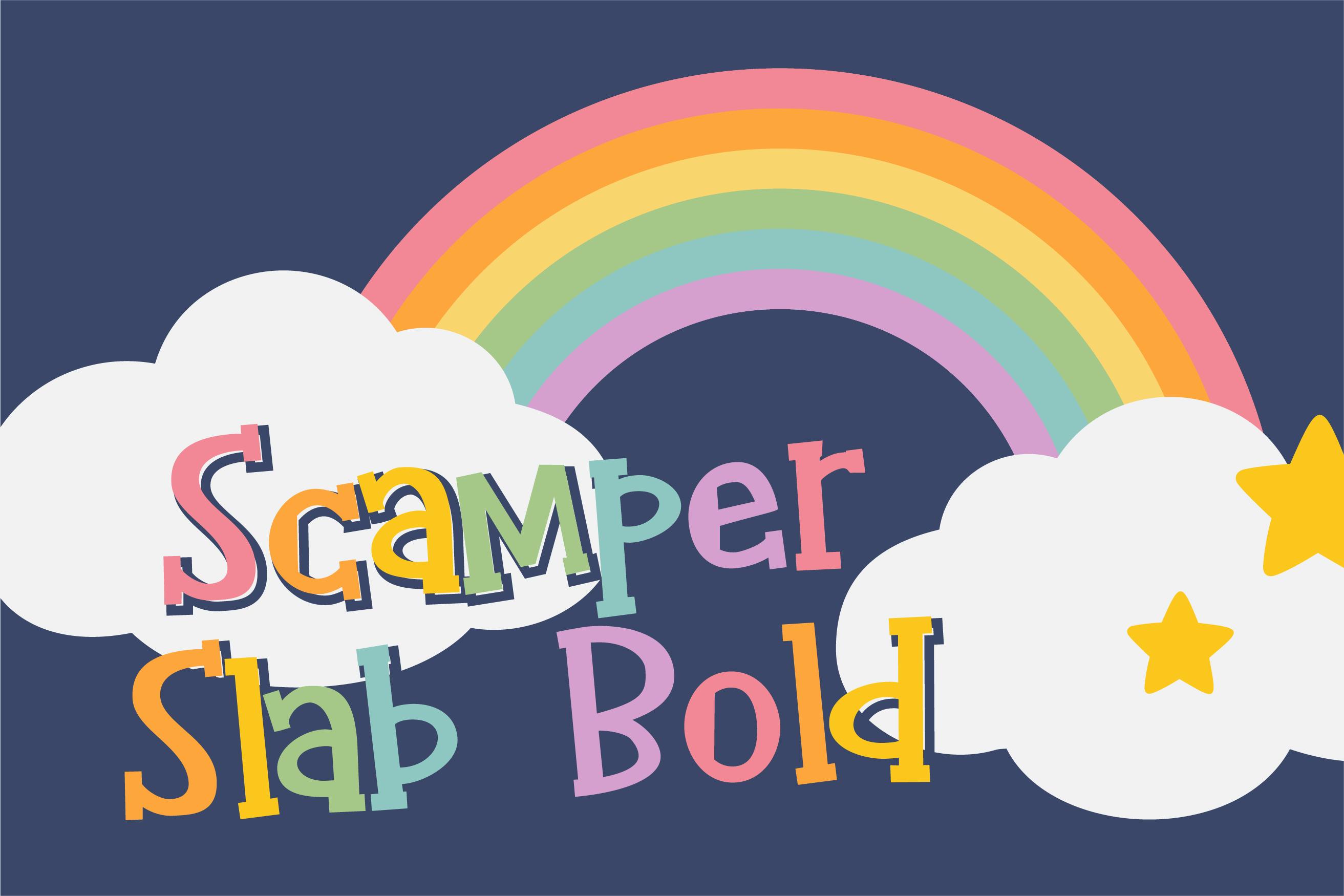 Scamper Slab example image 7
