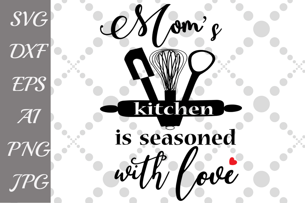 Season with Love Svg example image 1