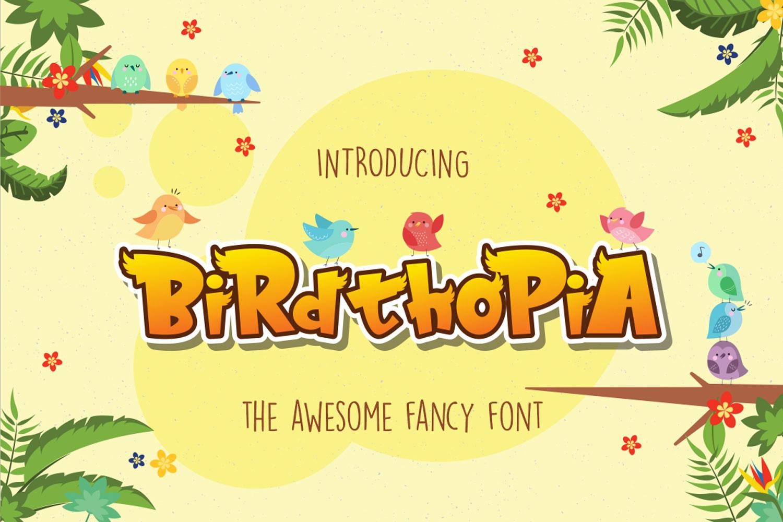 Birdthopia example image 1