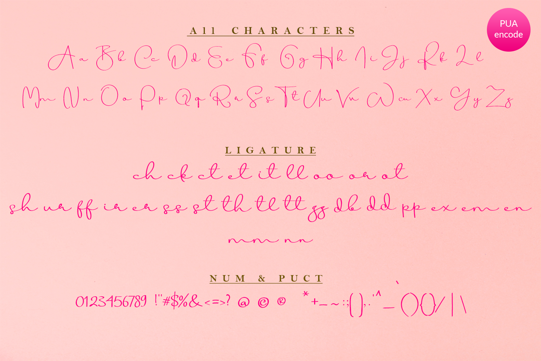Beauty Script example image 9