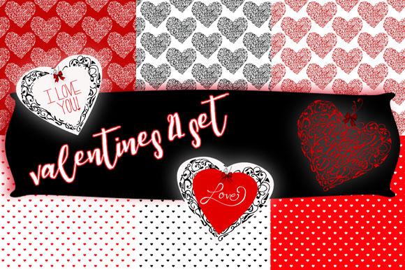 Valentine 21 Set example image 1