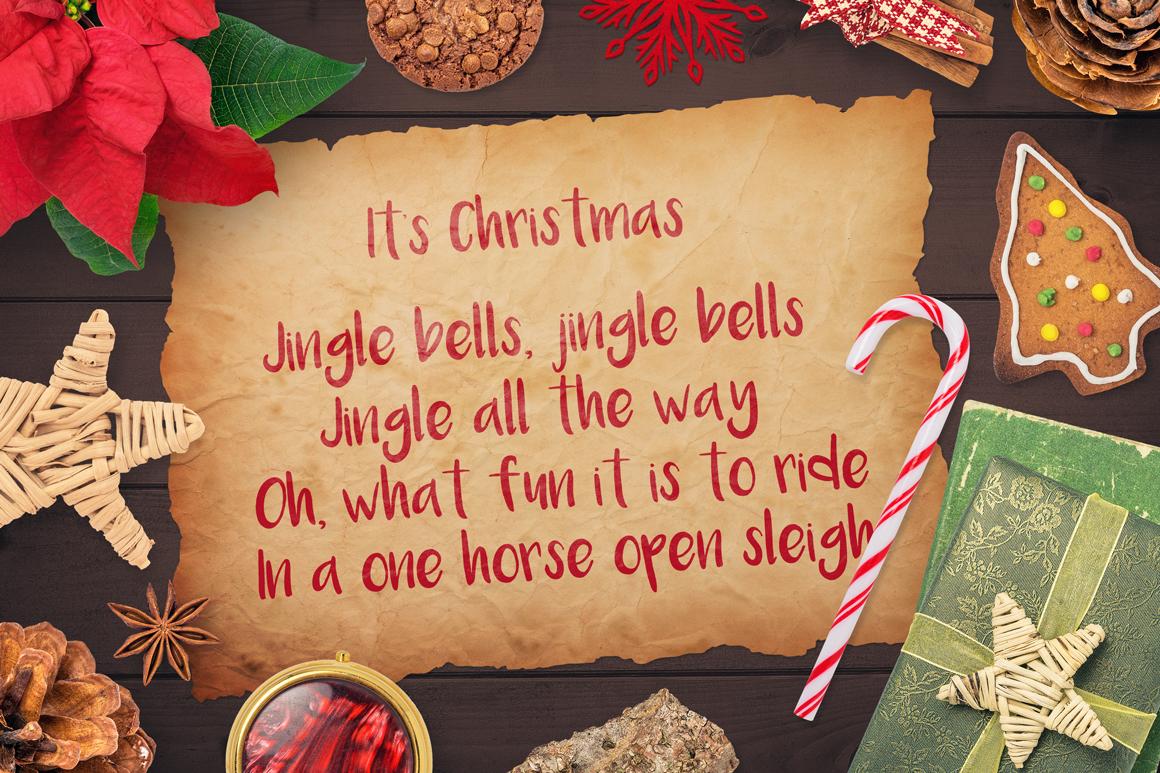 Christmas Scene Creator Volume 3 example image 3