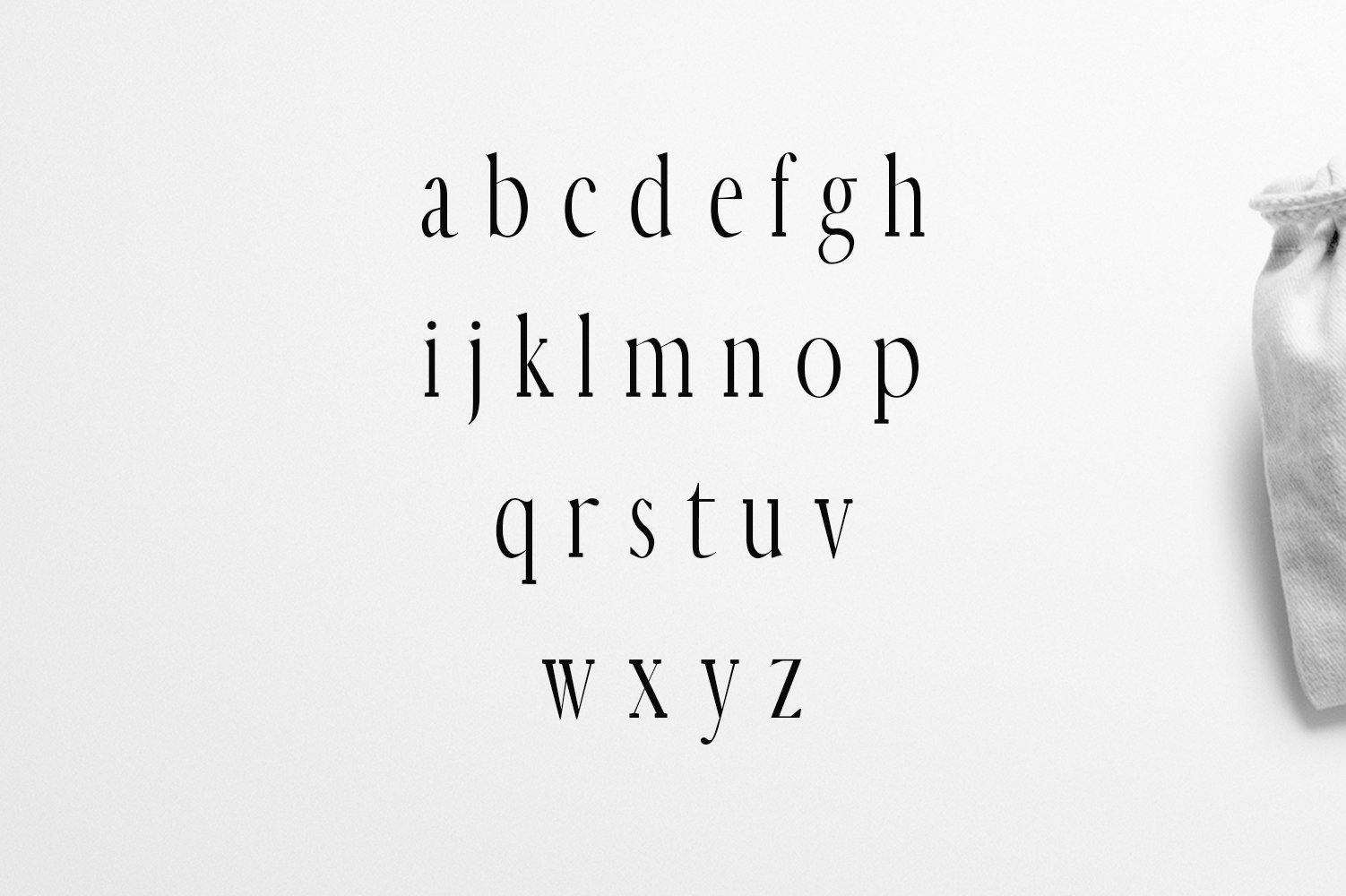 Earywn Serif 3 Font Family Pack example image 3