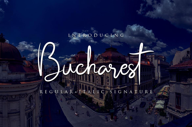 Bucharest example image 1