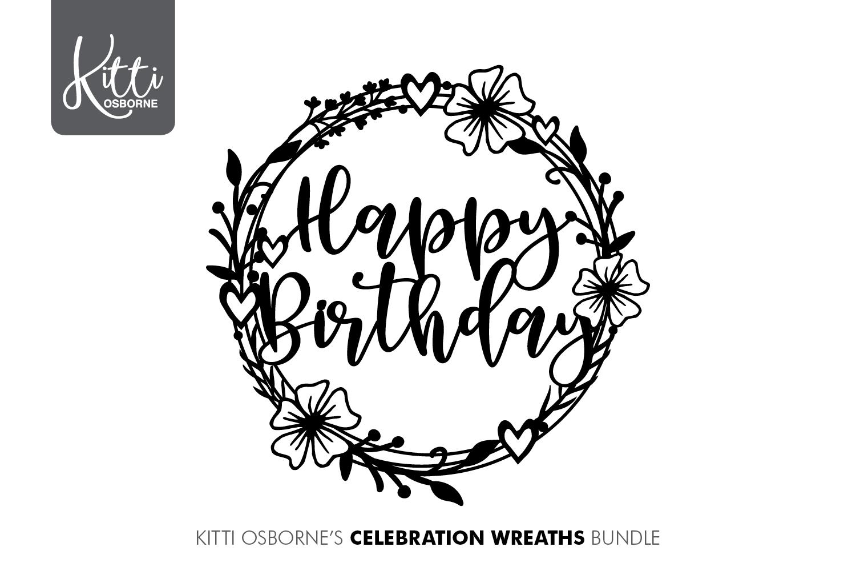 Celebration wreath Bundle example image 6