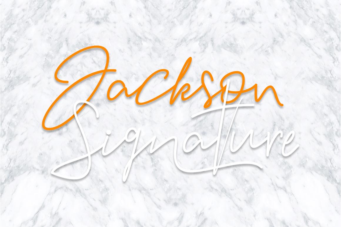 Jackson Script example image 16