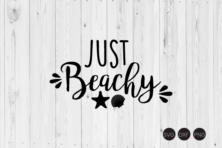 Just Beachy SVG example image 1