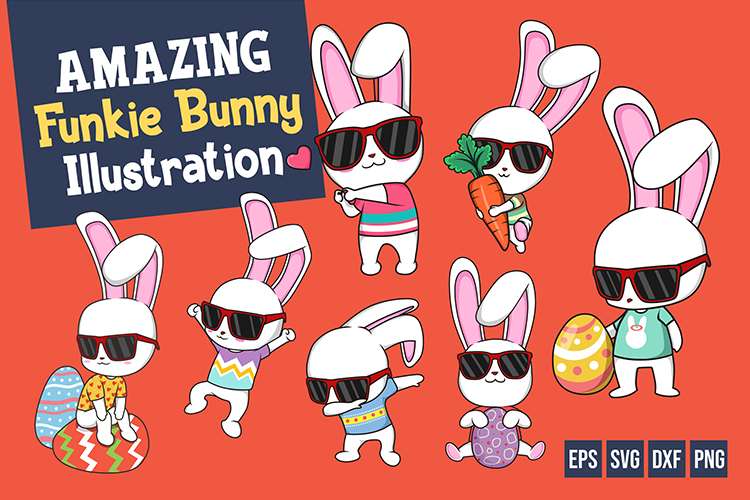 Funkie Bunny example image 3