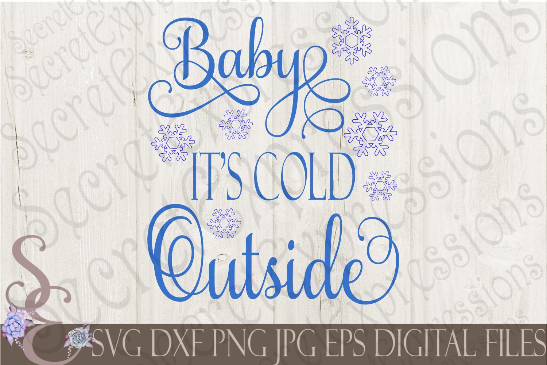 Winter SVG Bundle 10 Designs example image 3