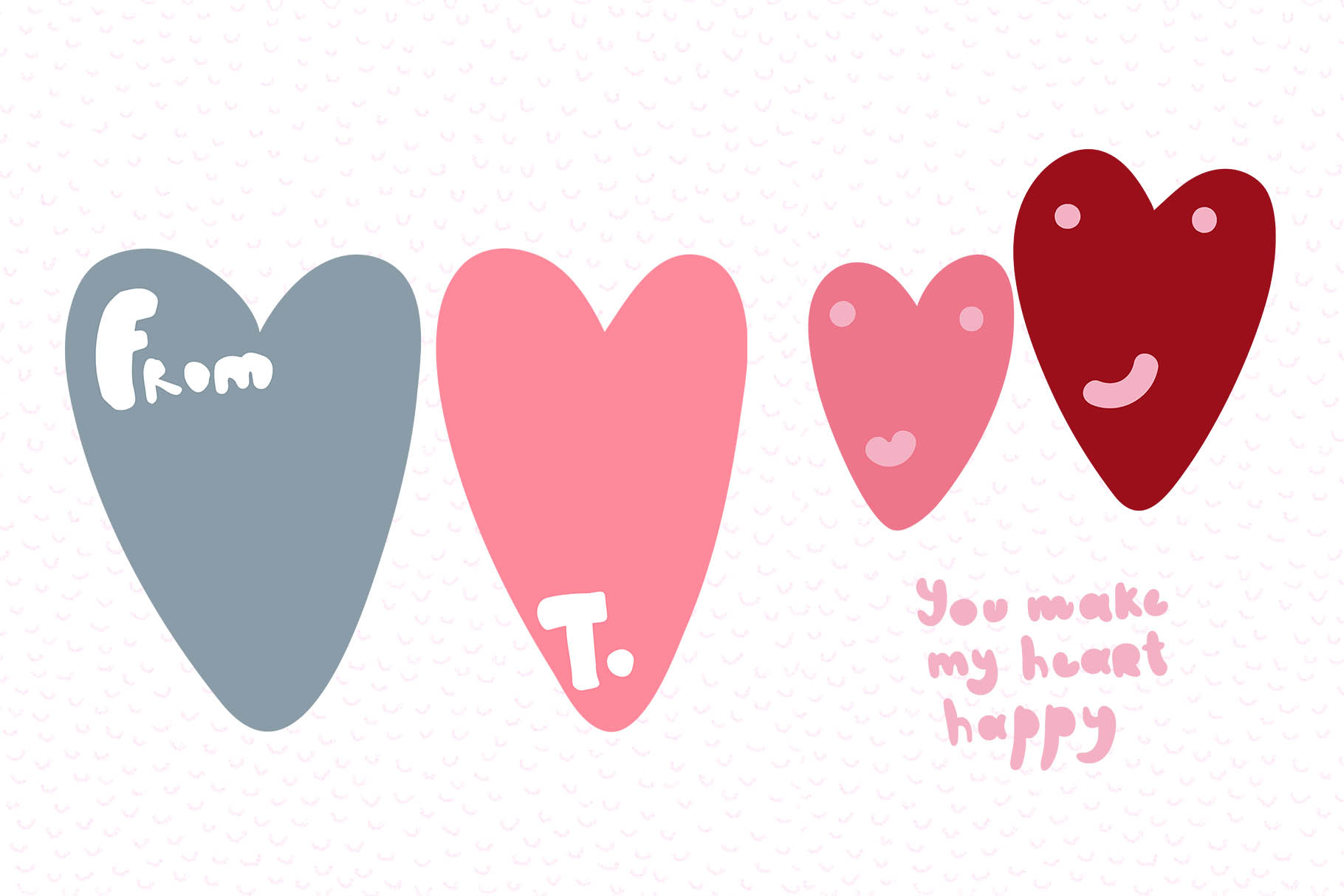 Valentine's Day Vector_part 10 example image 1