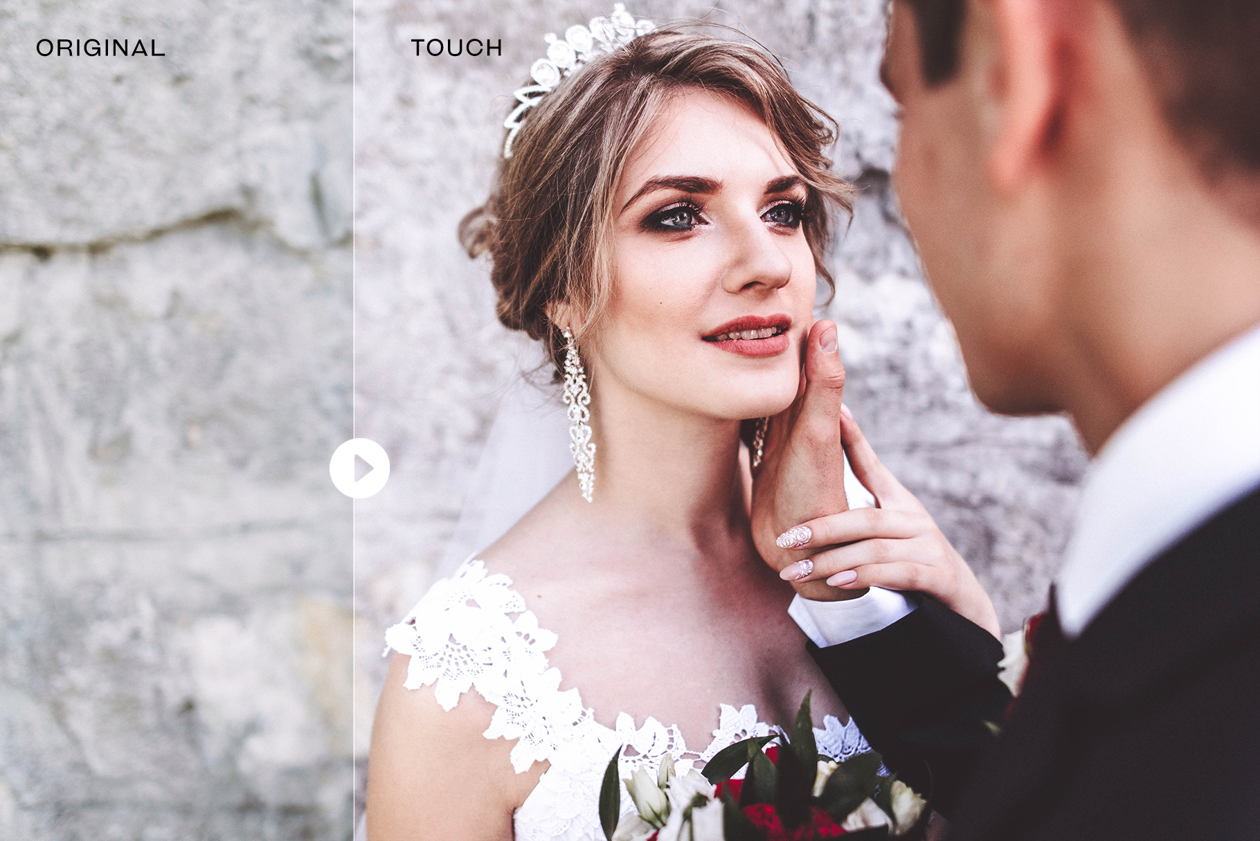 Wedding Pack Lightroom Presets example image 4
