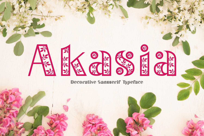 Akasia example image 2