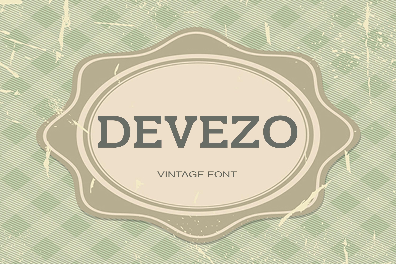 150 Premium Vintage Fonts example image 3