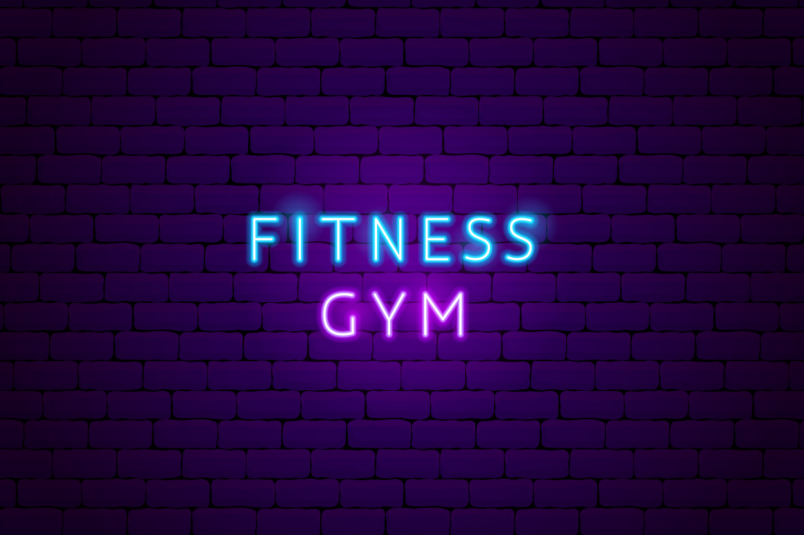 Fitness Neon example image 10