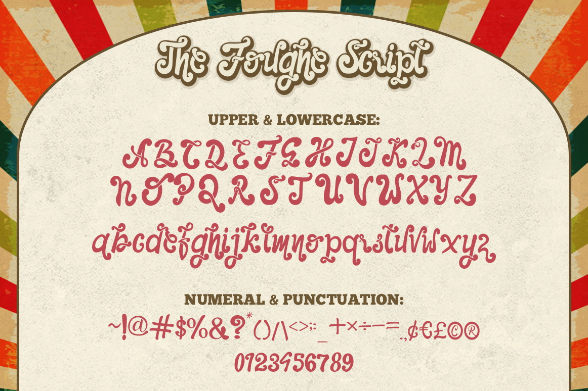 The Foughe Script example image 2