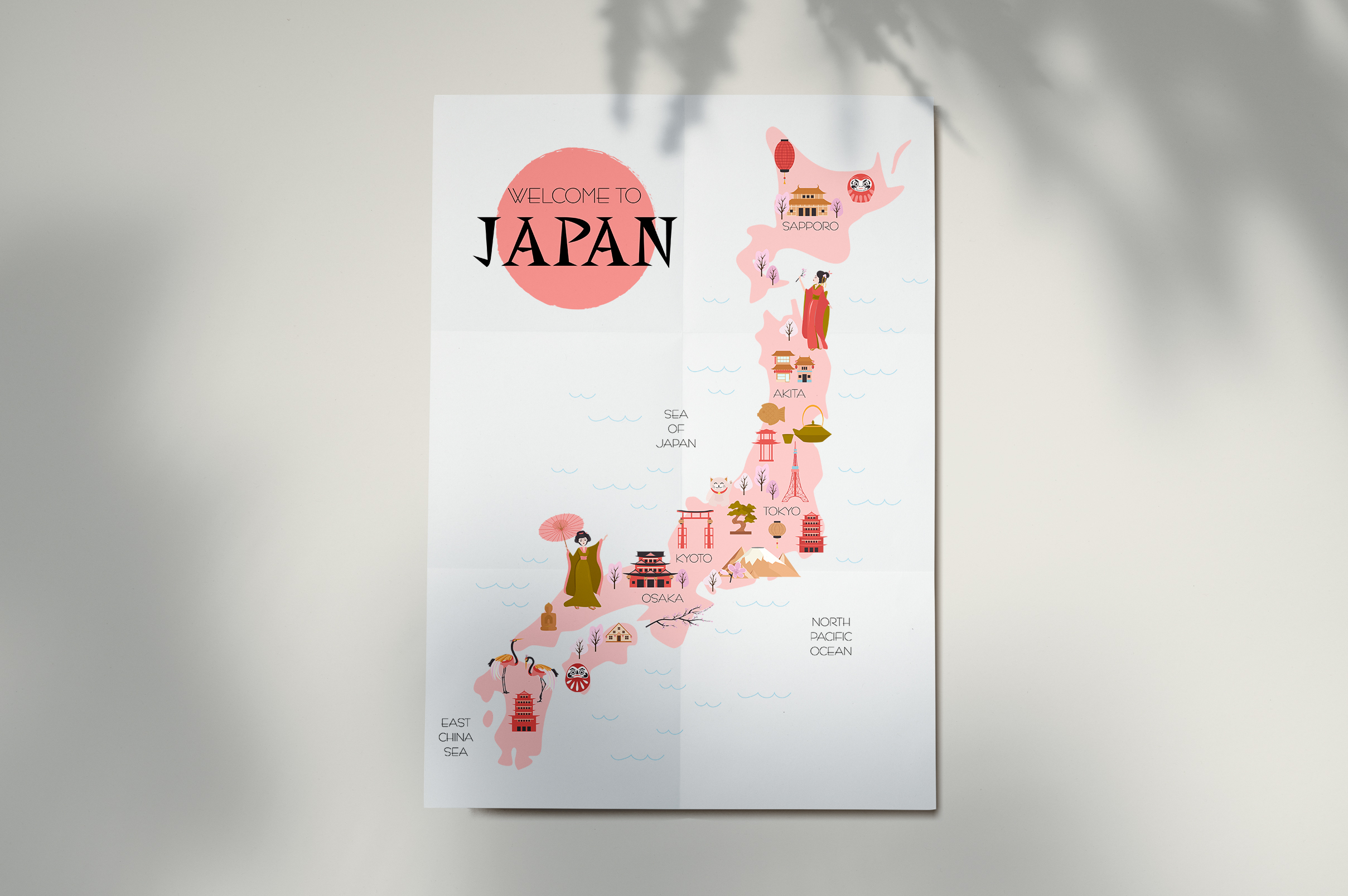 Welcome to Japan example image 2