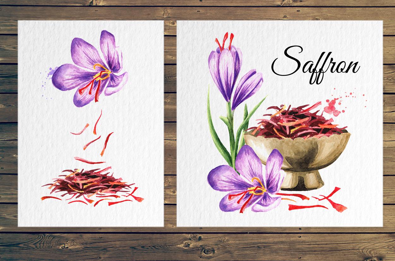 Saffron example image 6