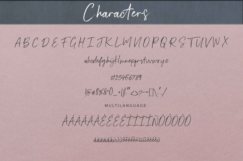 Royal Script example image 3