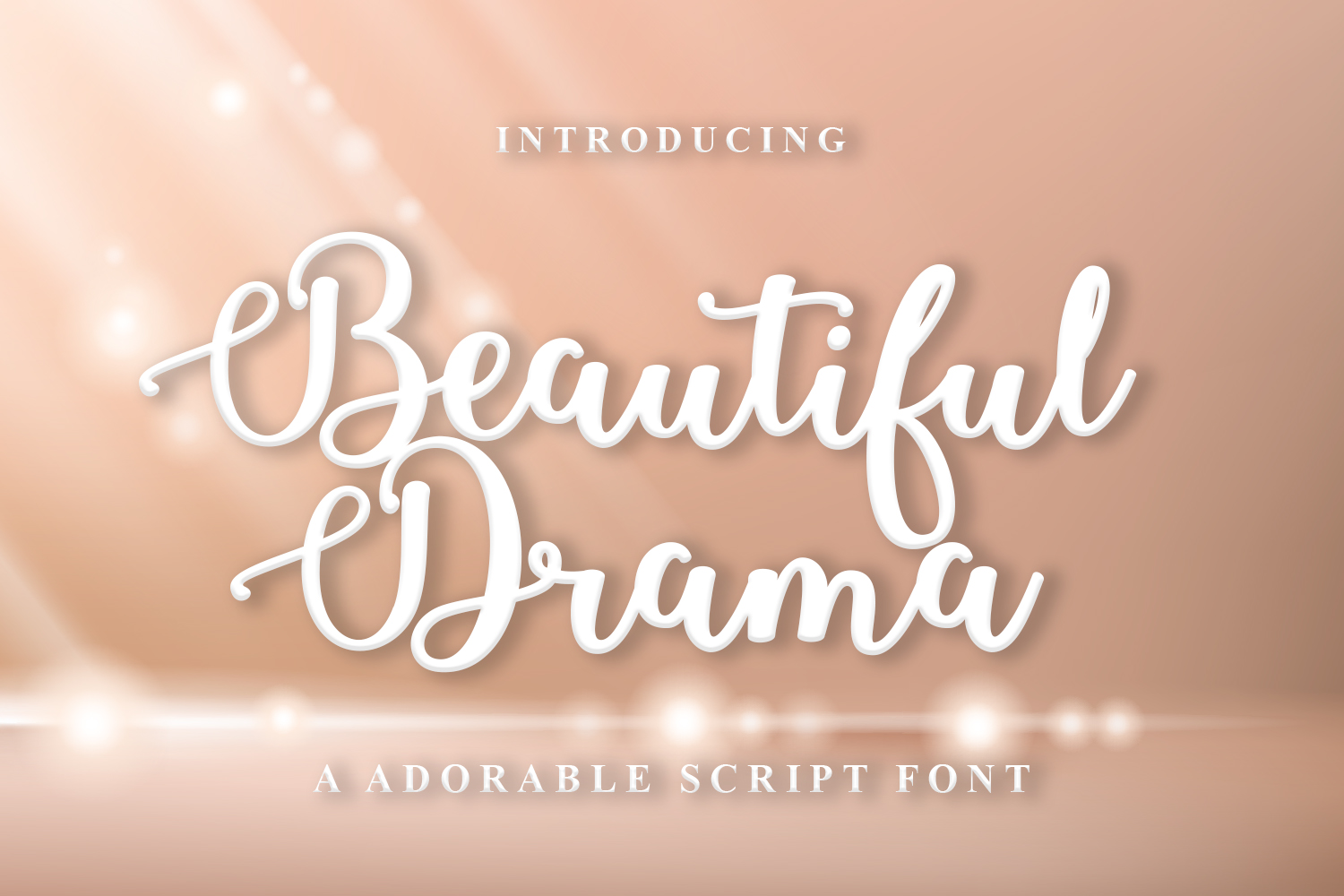 Beautiful Drama example image 1