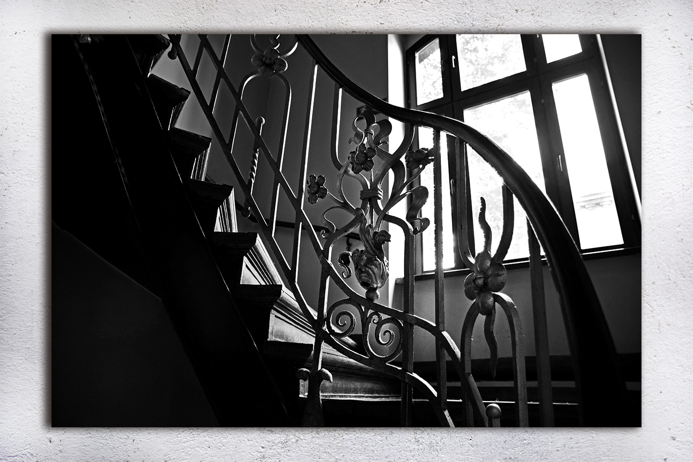 Stairs photo, architecture photo example image 2