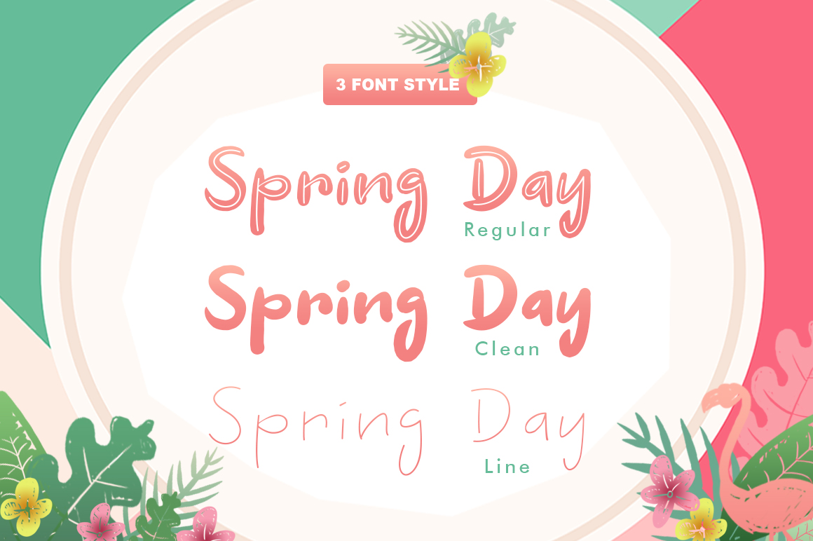 Spring Day example image 3