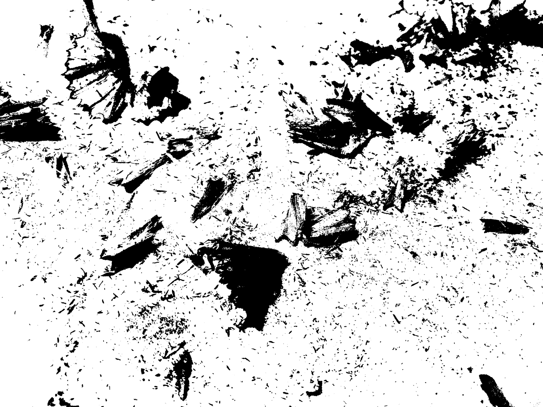 18 Transparent Grunge Textures example image 11