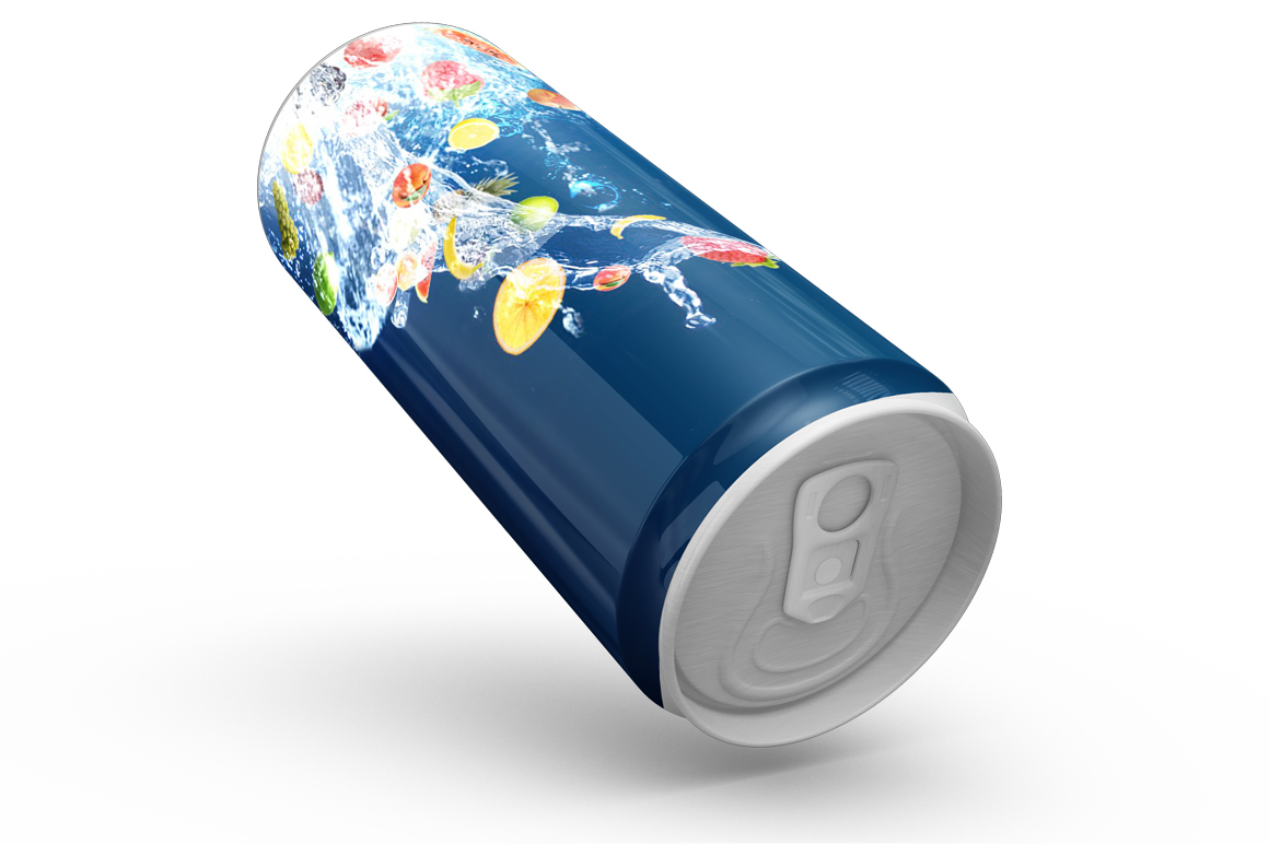 Beer Can Mockup example image 14