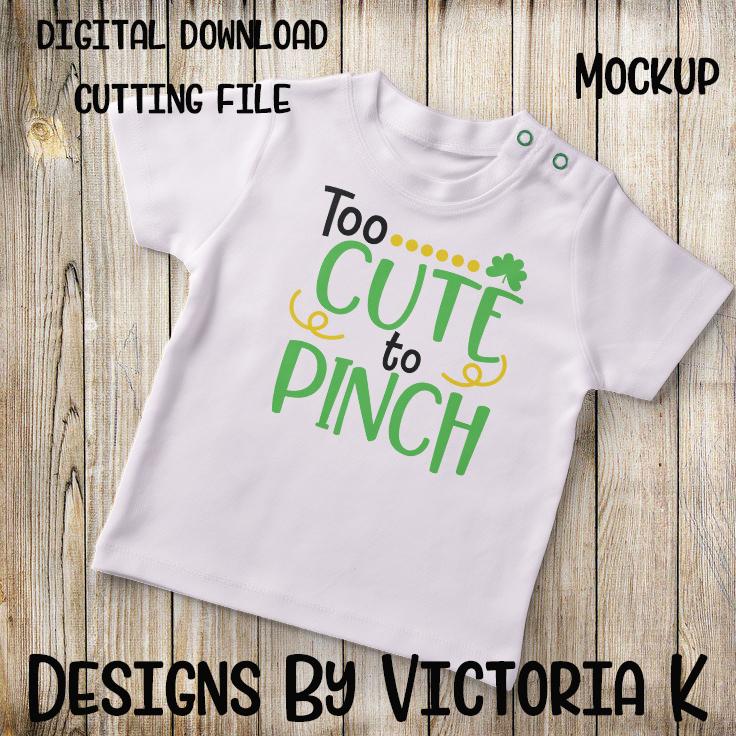 St Patrick's Day svg bundle, 30 Designs, SVG, DXF, EPS Files, Cricut Design Space, Vinyl Cut Files example image 10