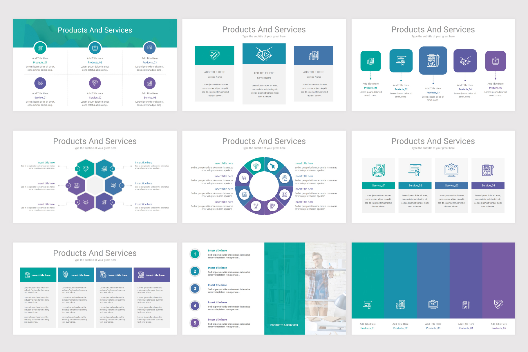 Annual Report Keynote Template example image 10