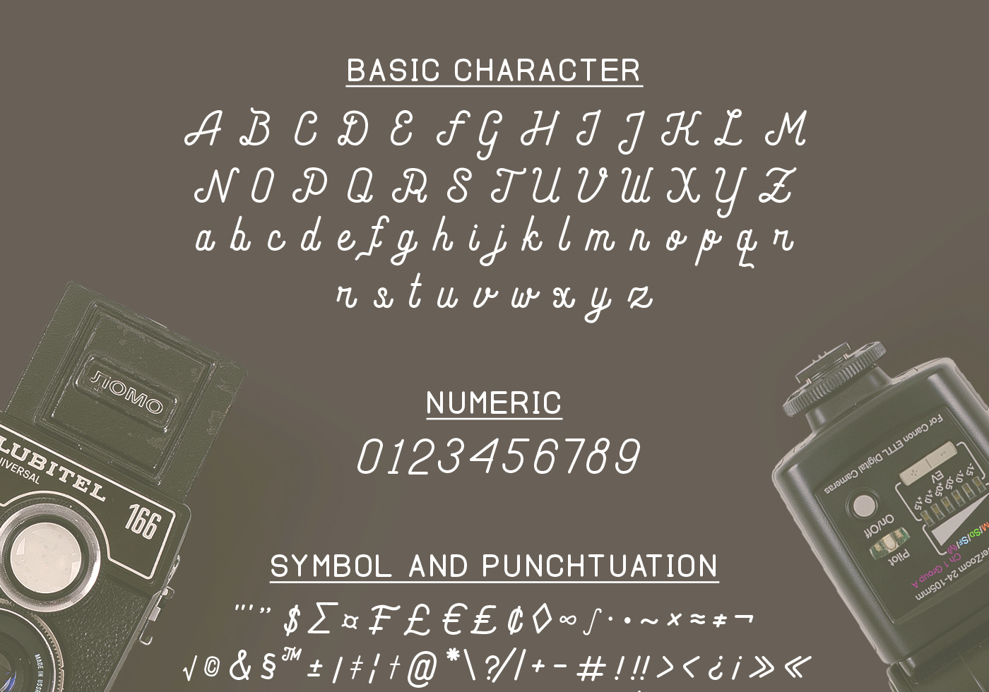 Andara Font Combination ( 30 % OFF ) example image 5