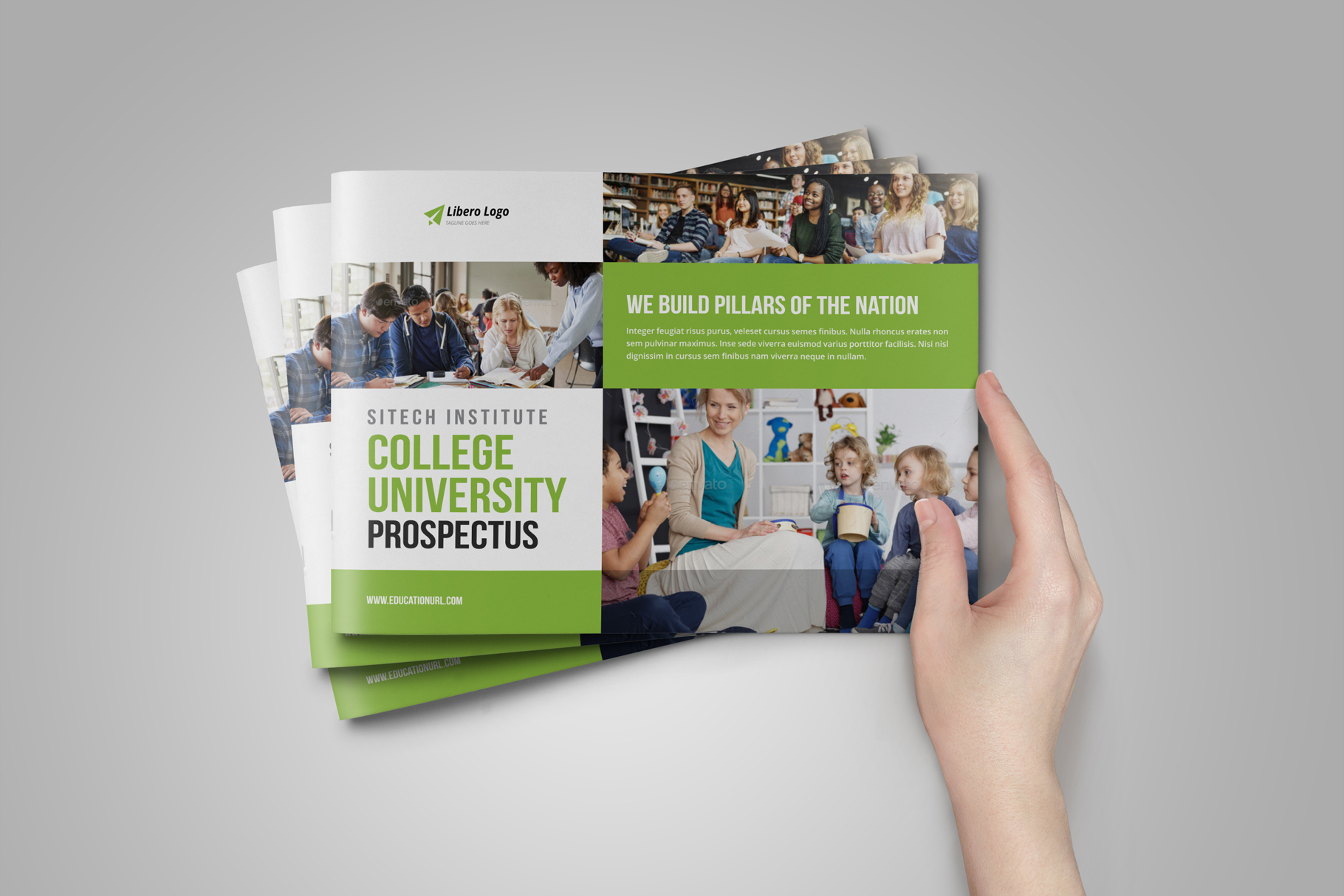 Education Prospectus Brochure v8 example image 8