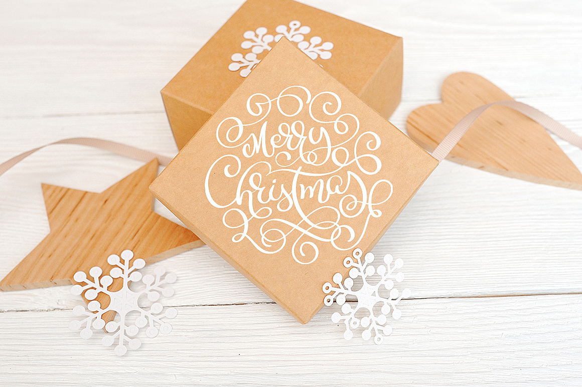 Christmas Mock Up Photos Collection 1 example image 4