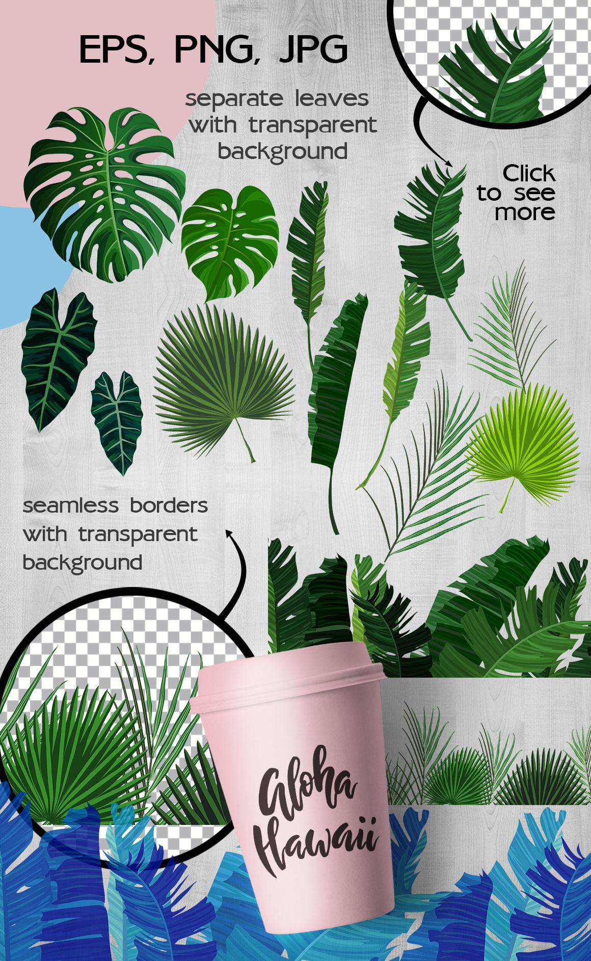 Tropical Summer Patterns + Bonus! example image 7