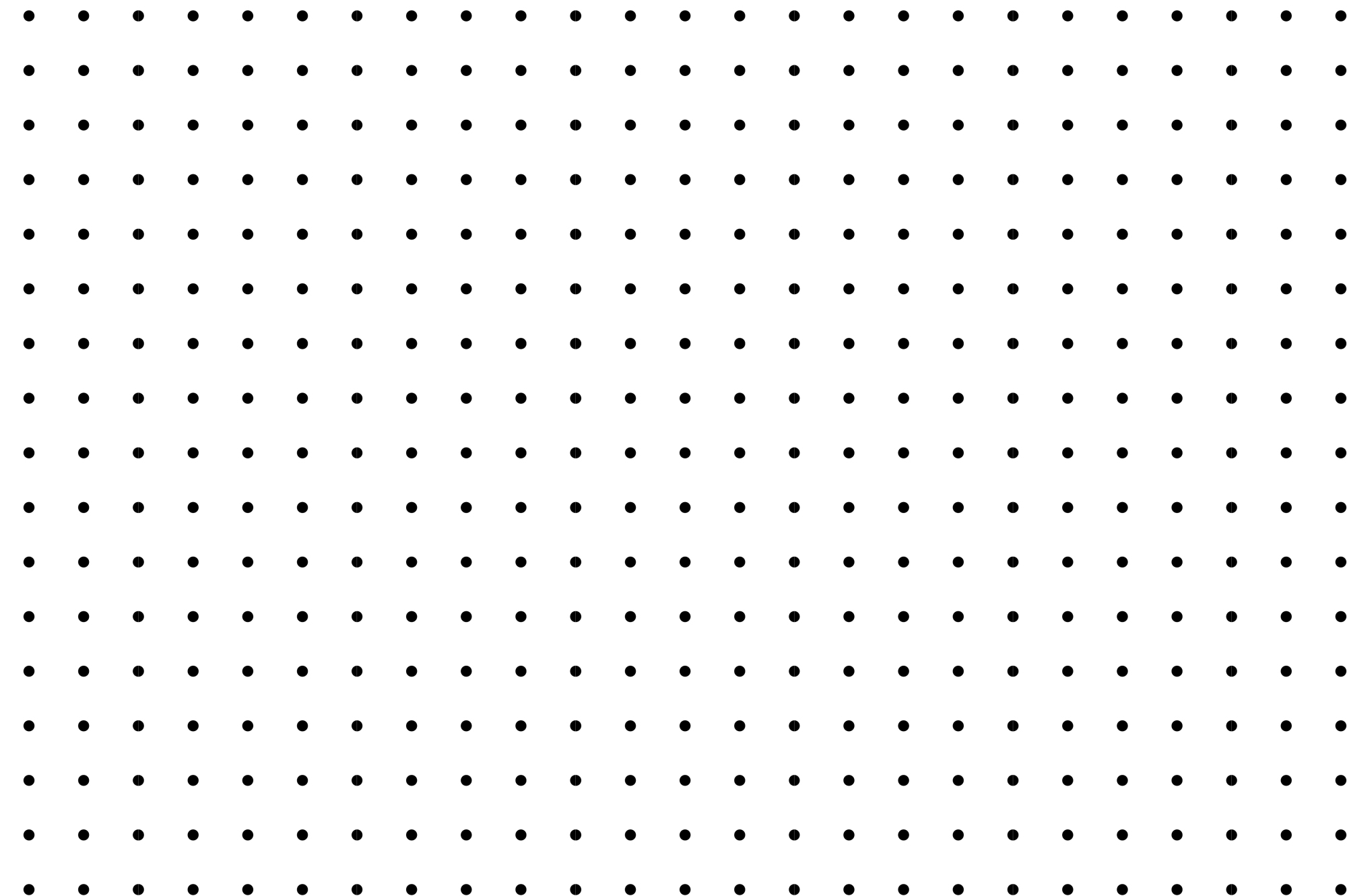 Set of dotted seamless patterns. example image 10