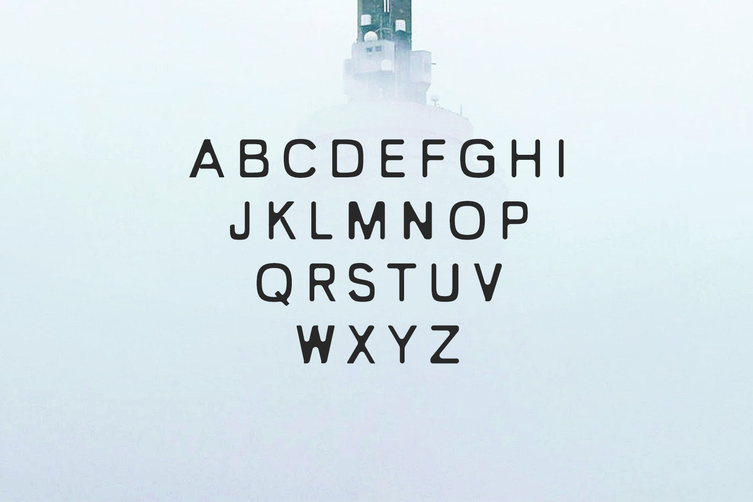 Denson Sans Serif Font Family example image 4