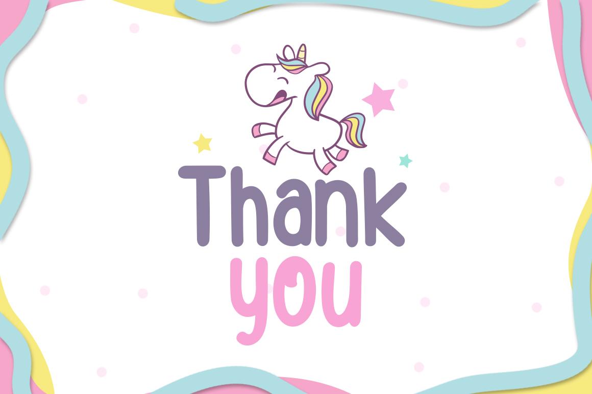 Happy Unicorn example image 6