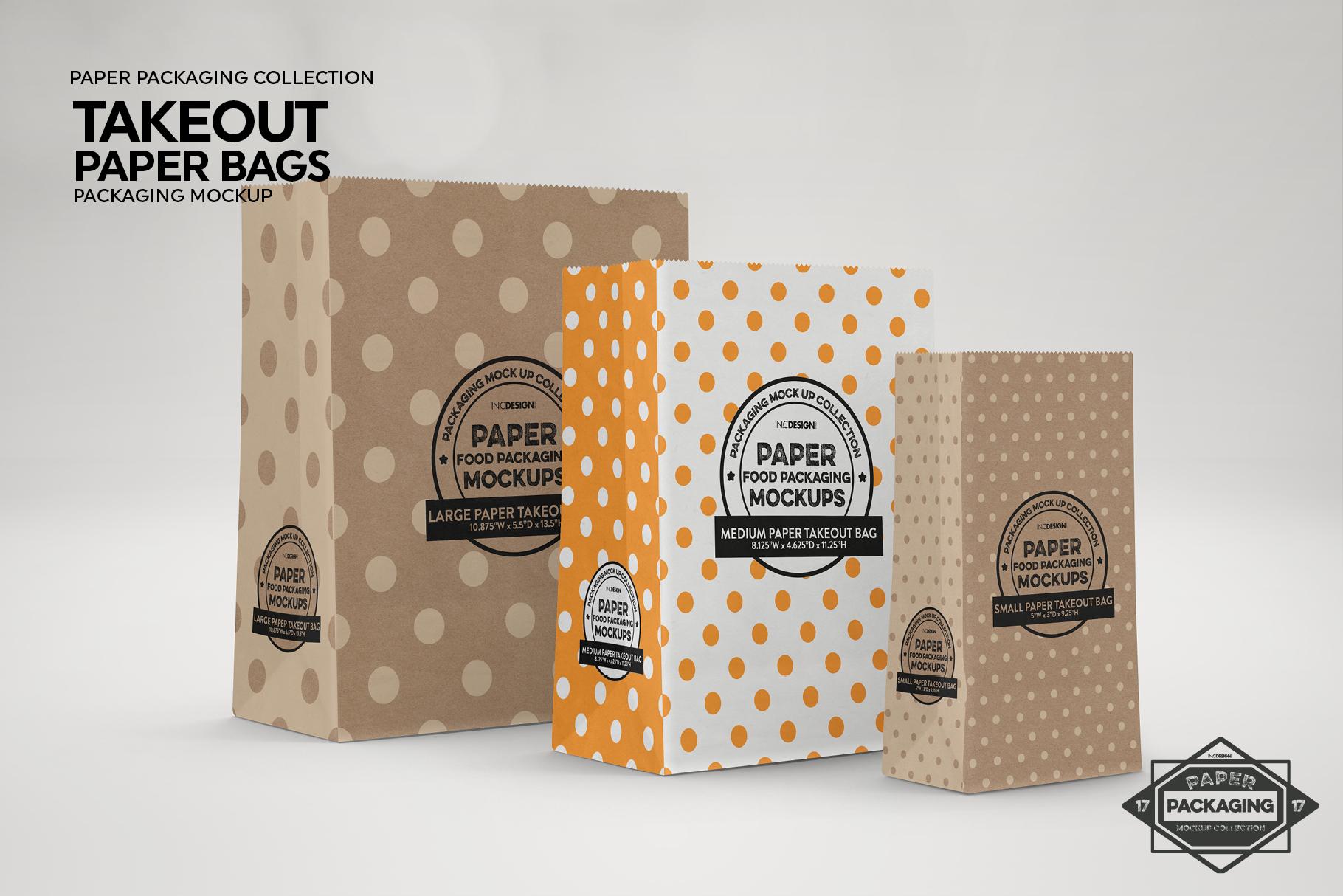 VOL. 17 Paper Box Packaging Mockups example image 2