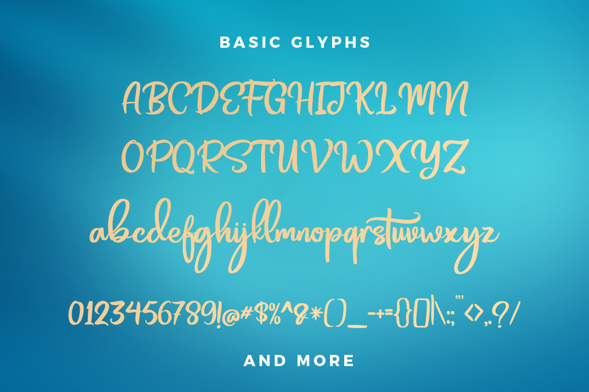 Southwave - Handwritten Font example image 7