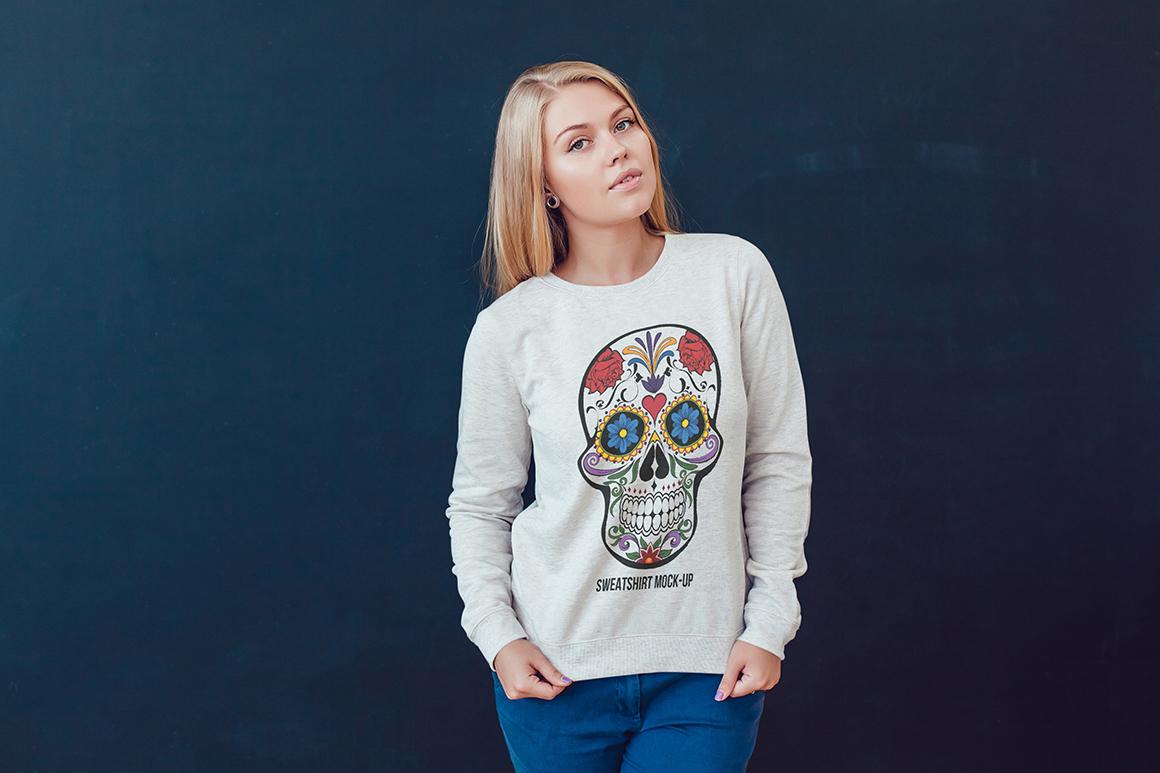 Sweatshirt Mock-Up Vol. 1 example image 9