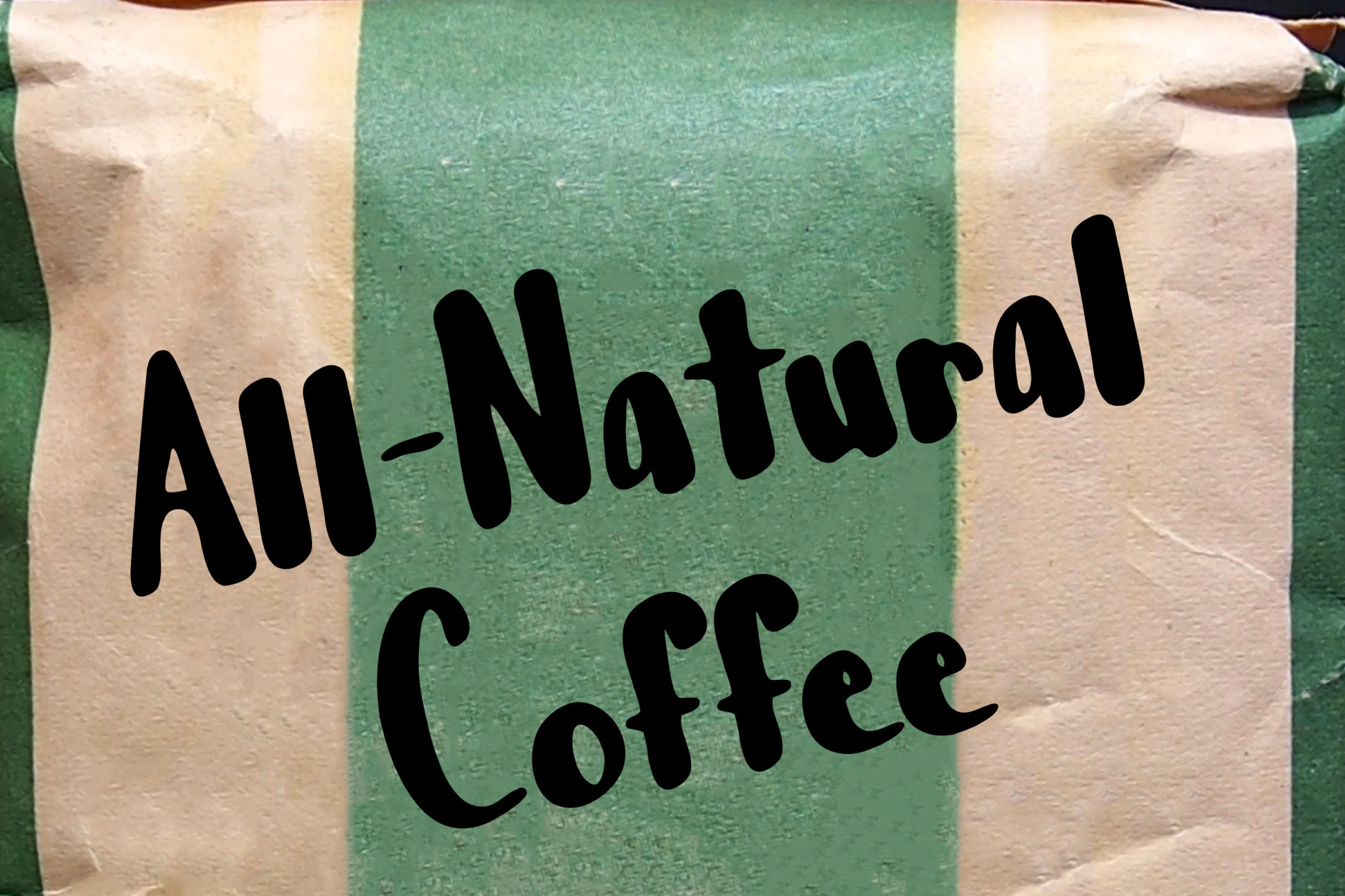 Shot of Coffee Bold and Thick Handwritten Font example image 2