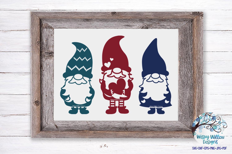 Gnome SVGs | Cute Gnomes SVG Cut File example image 2